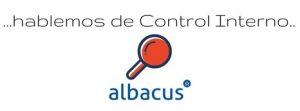 control interno albacus blanco