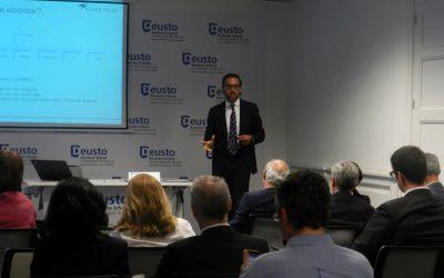 Deustalks con Alejandro Bergaz, socio de GRC de Baker Tilly en Madrid: Jornada sobre implantación de modelos de prevención penal empresarial