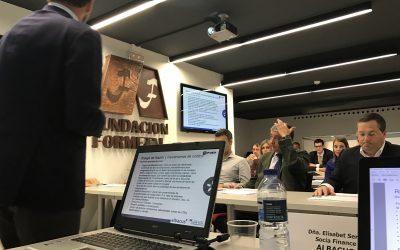 """Curso en la FVEM sobre """"Un buen Control de Gestión es una garantía de éxito empresarial"""""""